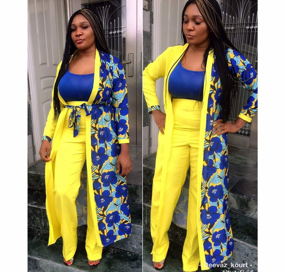 need pictures of nigerian dress style