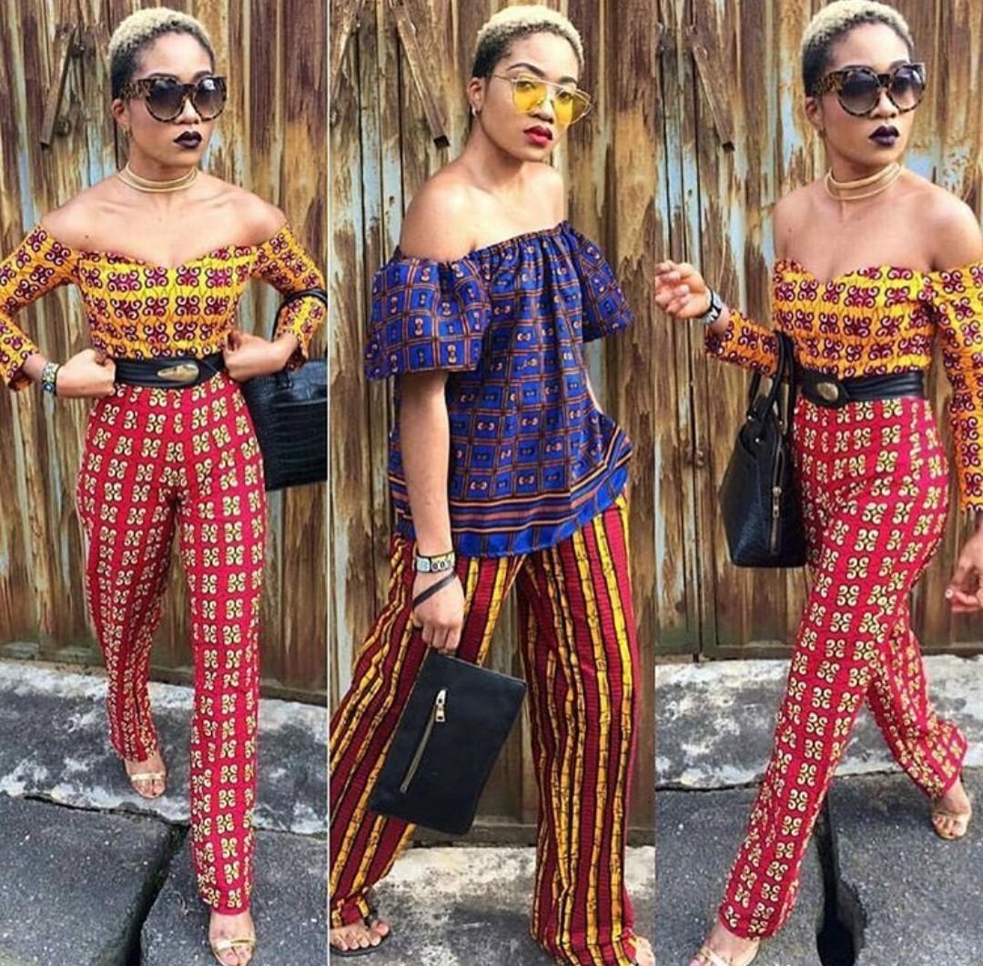 Ankara Trouser Style