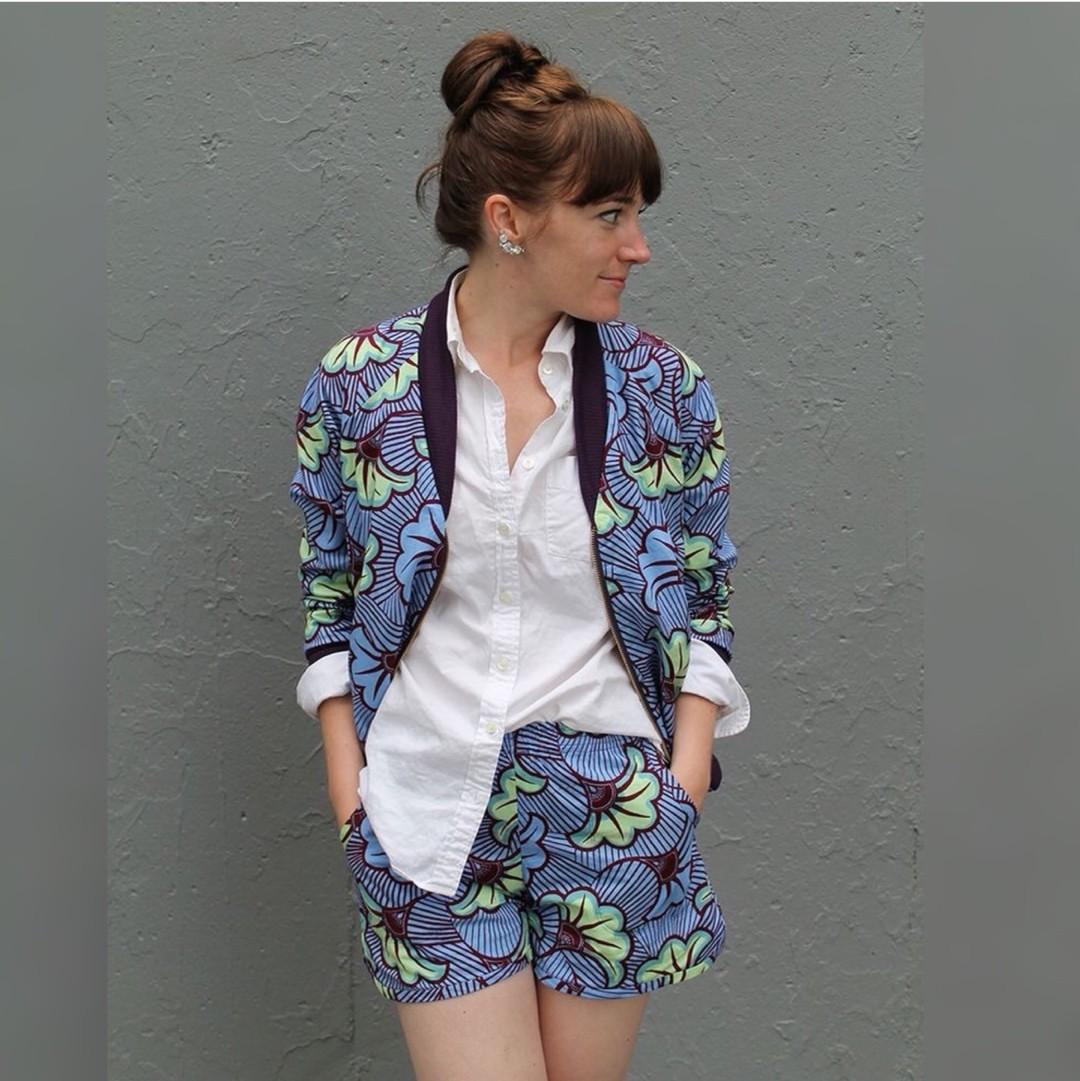 Short Ankara Styles