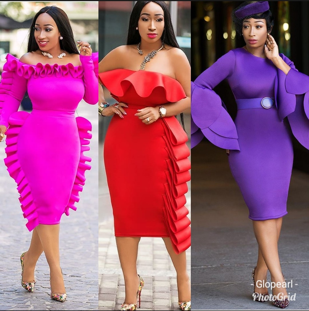 Trendy Scuba styles