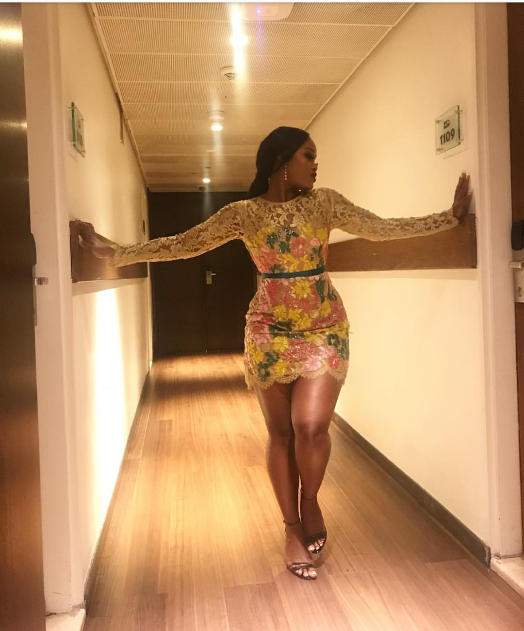 CEEC AFTER PARTY DRESS