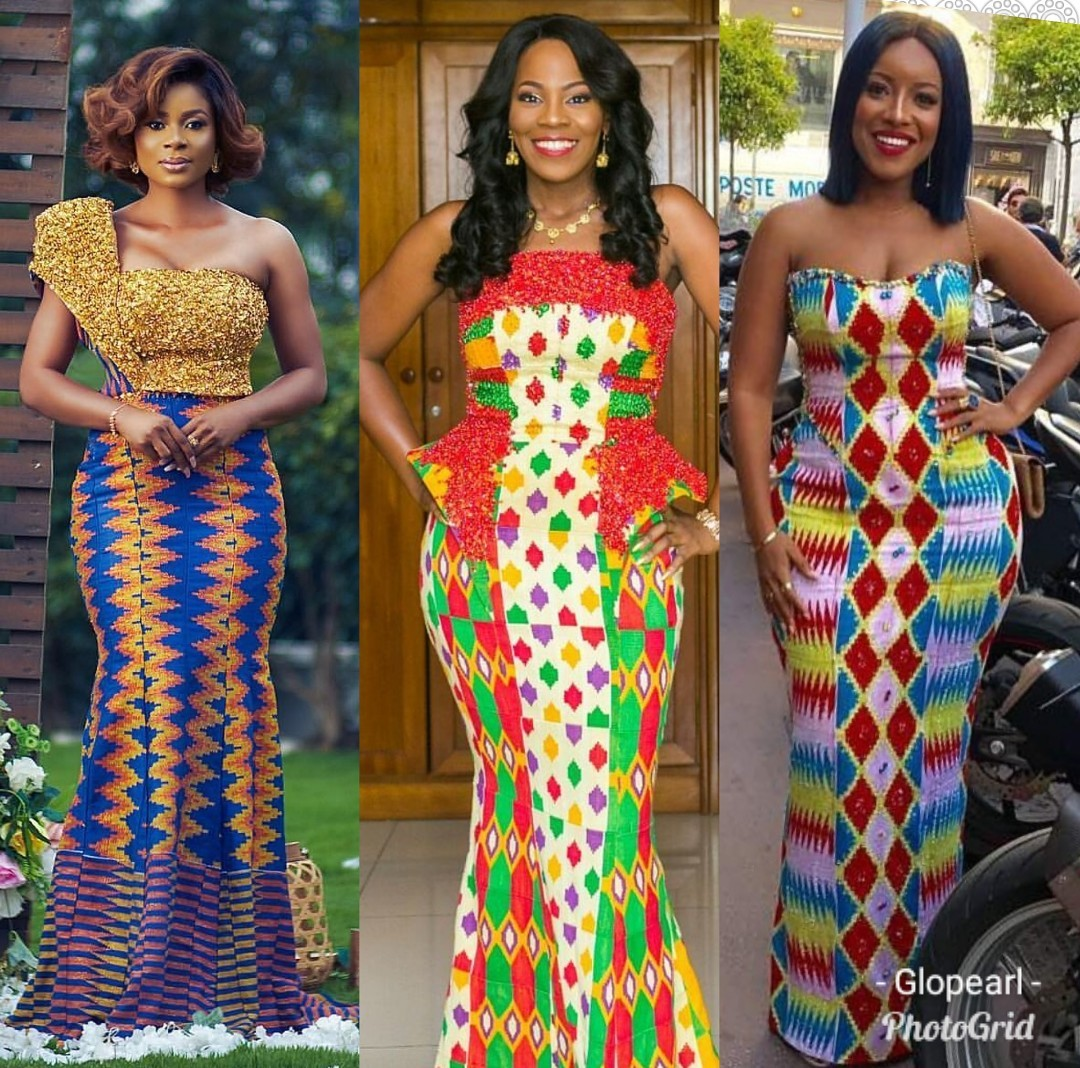 Kente Fabric Styles