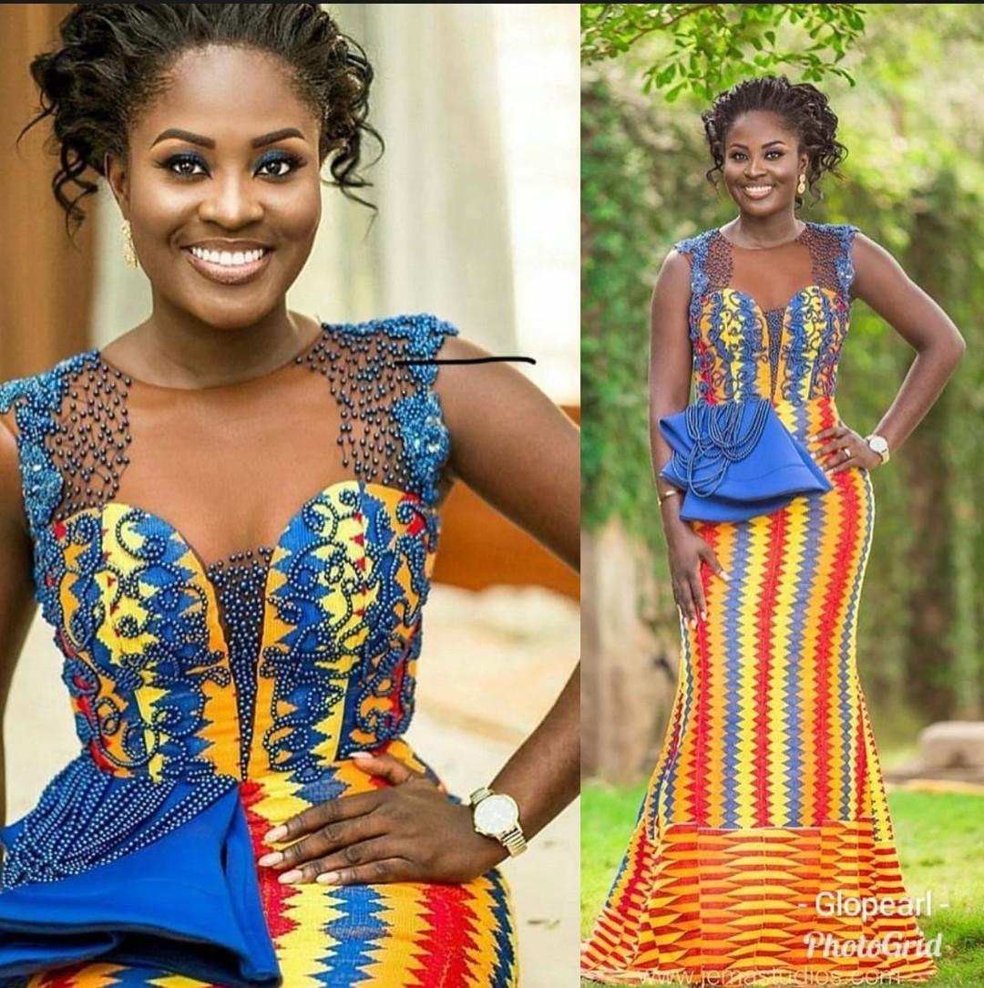 Kente Styles of Ghana