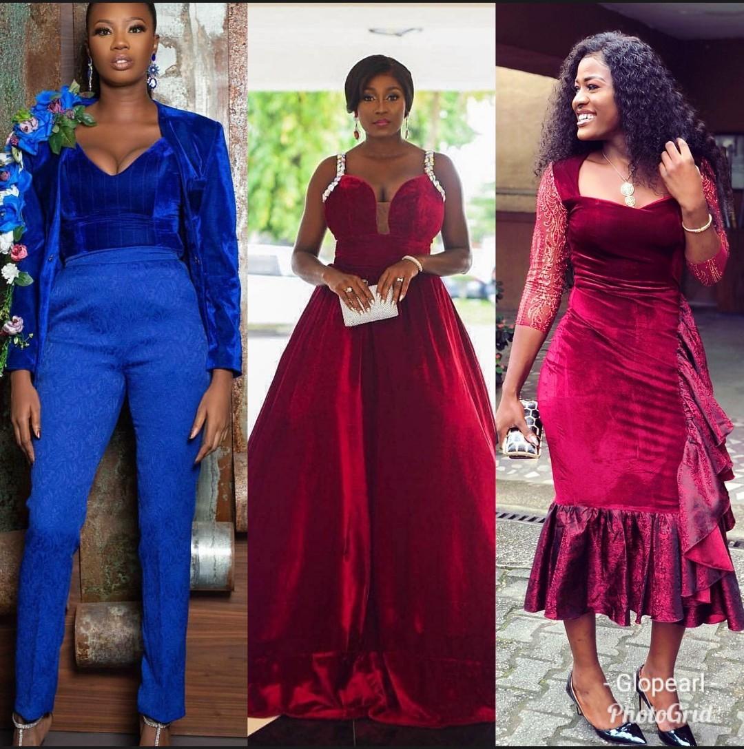 Trendy Velvet Styles